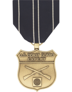 Coast Guard Expert Rifleman Medal