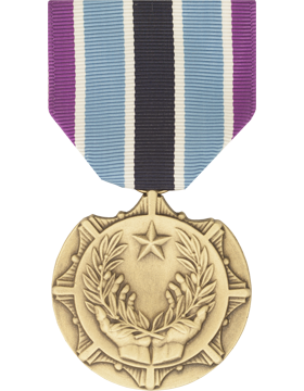 Army Civilian Award For Humanitarian Service Medal