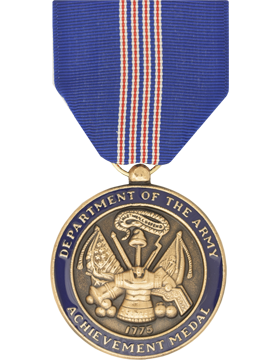 Army Achievement Medal For Civilian Service Medal