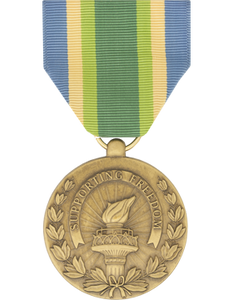 Armed Forces Civilian Service Medal