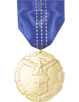 Air Force Exceptional Civilian Service Award Medal