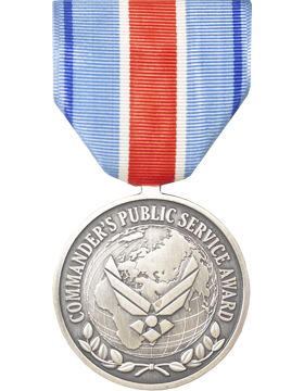 Air Force Commanders Award For Public Service Medal