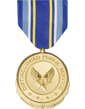 Air Force Distinguished Public Service Award Medal