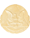 Army Distinguished Civilian Service Award Lapel Pin