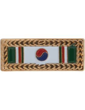 Korean Presidential Army Lapel Pin
