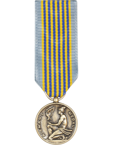 Airman's Medal Mini Medal