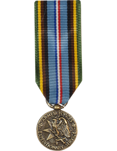 Armed Forces Expeditionary Mini Medal
