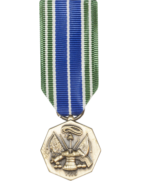 Army Achievement Mini Medal