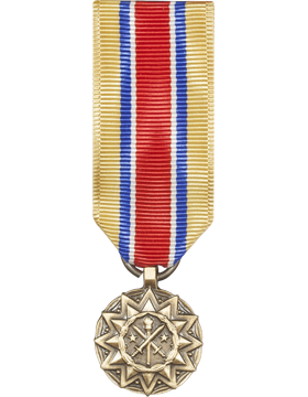 Army Reserve Comp Achievement Award Mini Medal