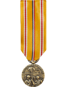 Asiatic-Pacific Campaign Mini Medal