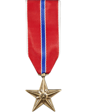 Bronze Star Mini Medal