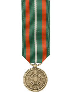 Coast Guard Achievement Mini Medal