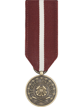 Coast Guard Good Conduct Mini Medal