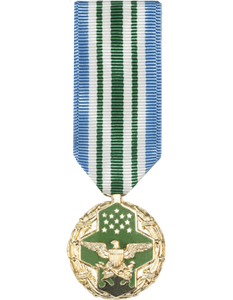 Joint Service Commendation Mini Medal