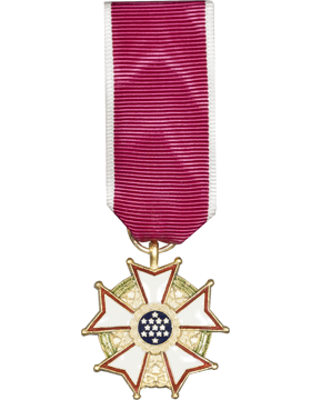 Legion Of Merit Mini Medal