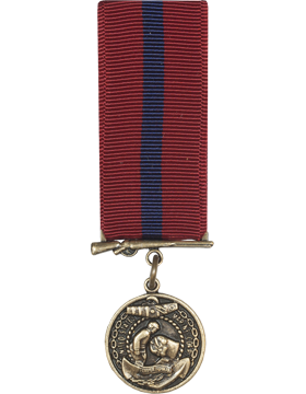Marine Good Conduct Mini Medal
