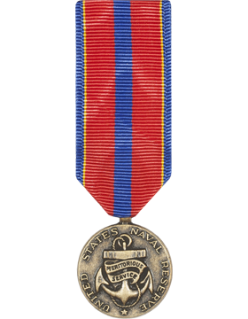 Navy Reserve Meritorious Service Mini Medal