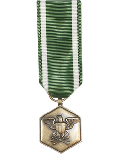 Navy Commendation Mini Medal