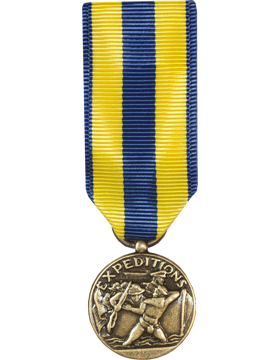 Navy Expeditionary Mini Medal
