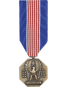 Soldiers Medal Mini Medal