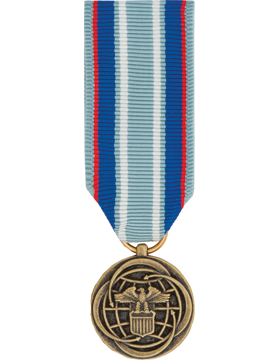 Air & Space Campaign Mini Medal
