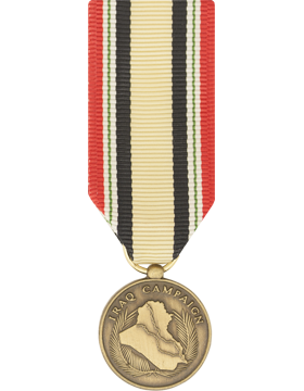 Iraq Campaign Mini Medal