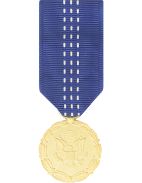 Decoration For Exceptional Civilian Service (Army) Mini Medal