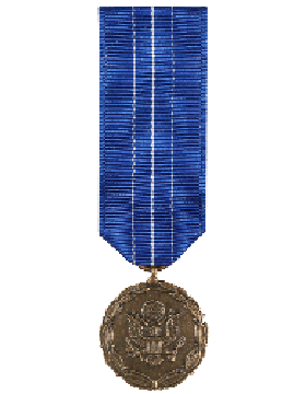 Meritorious Civilian Service Award Mini Medal
