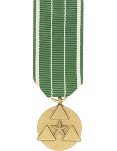 Commander's Award For Civilian Service Mini Medal