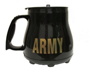 U.S. Army Star Wide Base Mug