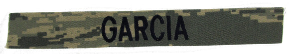 ABU Name Tapes for the U.S. Air Force