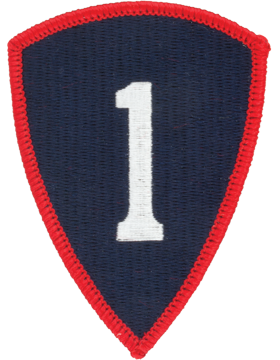 1st Personnel Command Patch
