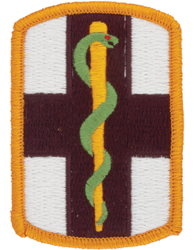 1 st Medical Brigade Patch