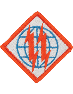 2nd Signal Brigade Patch