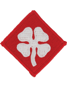 4th Army Patch