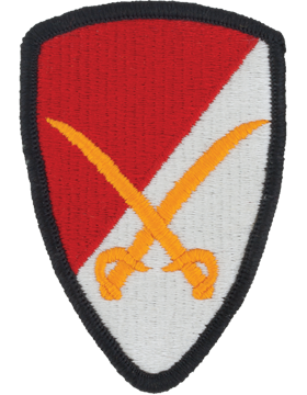 6th Cavalry Brigade Patch