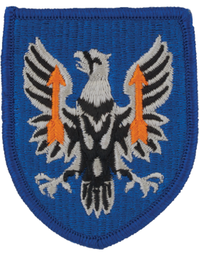 11th Aviation Brigade Patch