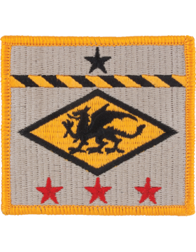 13th Finance Group Patch