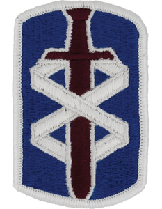 18th Medical Brigade Patch