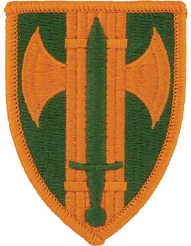18th MP (Military Police) Brigade Patch