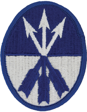 23rd Corps Patch