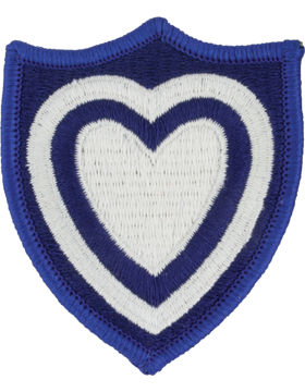 24th Corps Patch
