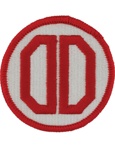 31st Armored Brigade Patch