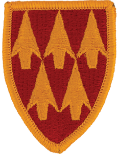 32nd ADA (ARMY AIR AND MISSILE DEFENSE COMMAND) Patch