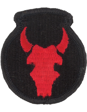 34th Infantry Division Patch