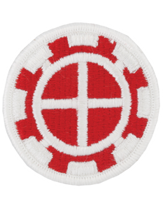 35th Engineering Brigade Patch