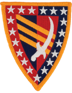 38th Sustainment Brigade Patch