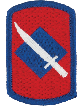 39th Infantry Brigade Patch