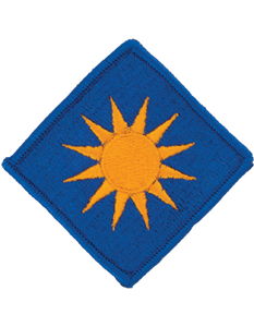 40th Infantry Division Patch