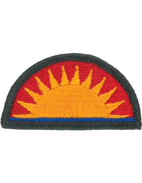 41st Infantry Division Patch